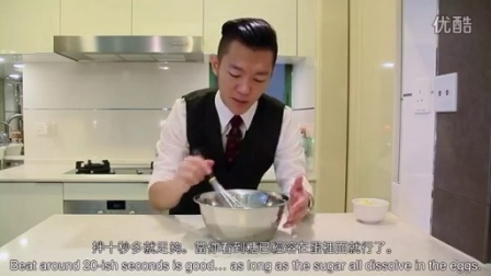 [Andy Dark Cooking] 聖誕法式焦糖燉蛋 (X'mas Creme Brulee)