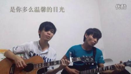 《排练》真的爱你—吉他漫游版--海峰/成元