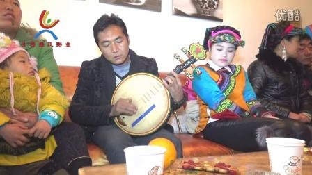 凉山彝族月琴弹奏表演