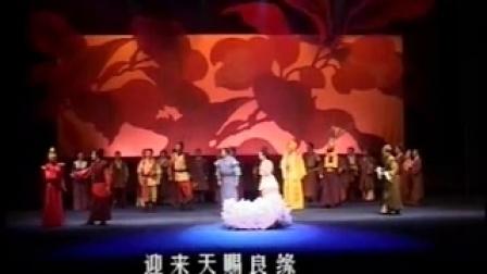 女高音歌唱家王燕领衔主演音乐剧《花木兰》---永远的花木兰