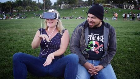 第一次用虚拟现实头盔看成人影片是什么体验?
