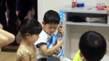 萌果艺术培训中心 - 公开课 :《英语音乐》 与 《亲子烘焙》课程