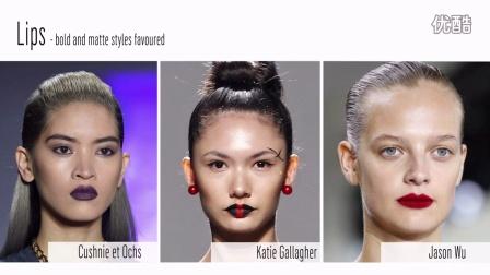 潮流时分:2016春夏纽约时装周美妆美发趋势