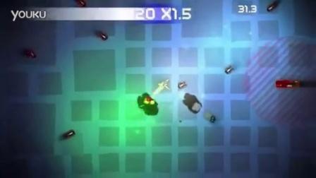 《磁贴骑士》(Tile Rider )游戏宣传片【游吧手机游戏】