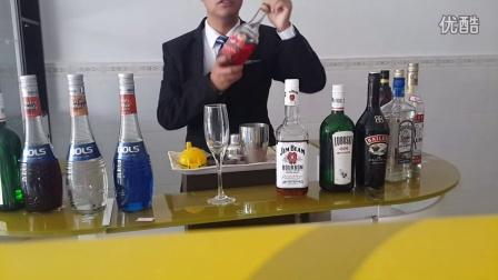 威士忌酸,广东话