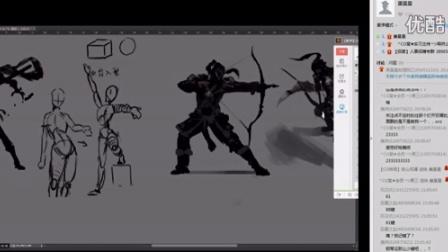绘画教程784期★黑猩猩《绘画的概念与表达》_CG窝公开课