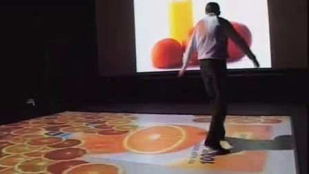广州双润喷泉公司-投影秀