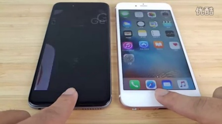 Touch ID  —— iPhone 6s Plus 对比 iPhone 6 Plus 解锁速度