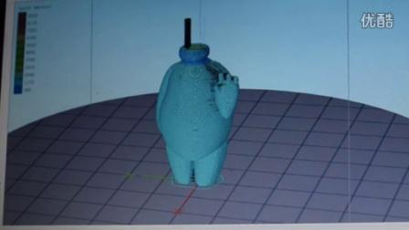一种基于并联机构的3d打印机