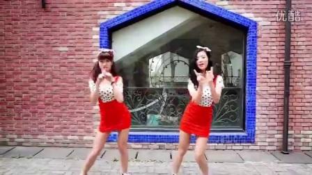 波点御姐范舞团T-ARA《SO  CRAZY》舞蹈_超清