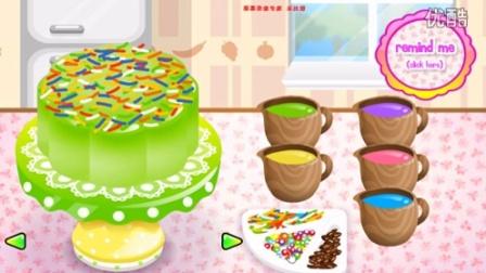 【ゞea高手】第一视角:经典小游戏之制作美味蛋糕 非常好玩