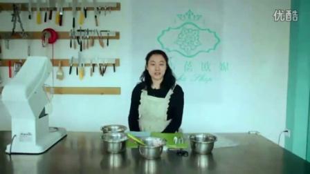 生日蛋糕制作视频法式脆皮蛋糕标清