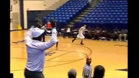 NBA的男神们高中时打篮球是什么样呢?