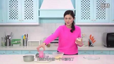 Tinrry下午茶  教你做木糠布丁蛋糕 18