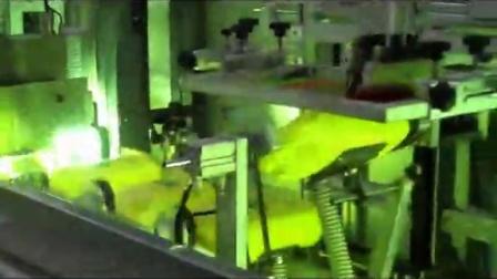 扁瓶印刷视频