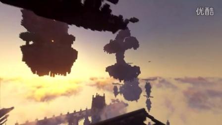 【Minecraft】惊叹工程系列-惊叹出世[惊叹城池]Ourmind单人建筑企划