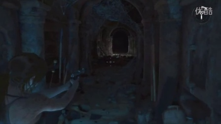 【游民星空】《古墓丽影:崛起》 解谜演示 - 叙利亚 水重力谜题