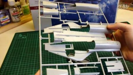 Genessis Models 长谷川07246 F-14A雄猫评测