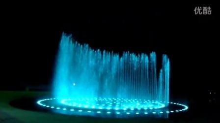 广州双润专业喷泉设计生产厂商----陆河水池圆形音乐喷泉1