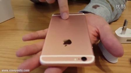 Iphone6s 玫瑰金开箱文