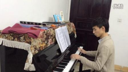 猪八戒背媳妇 钢琴 黄雪糕_tan8.com