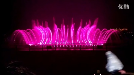广州双润专业喷泉设计生产厂商----金泰广场音乐喷泉