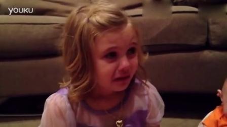 萌萝莉不希望可爱的弟弟长大!萌哭了