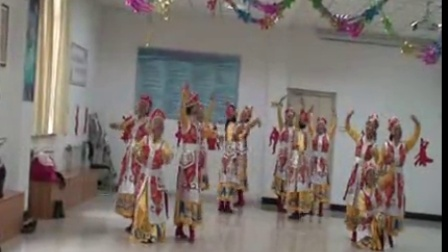 舞蹈【马头琴的传说】有队形