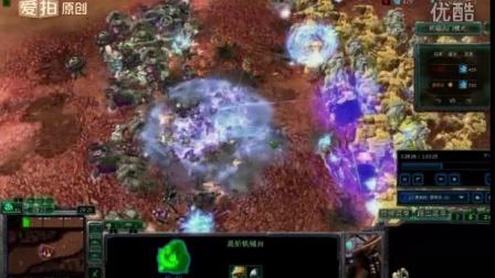 星际2沙漠风暴修正版比赛解说视频:TVP 砂糖君 VS 蒙斯克大帝!