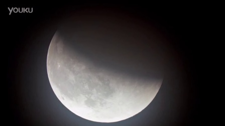Super Blood Moon Lunar Eclipse Time-lapse 4K