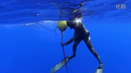 Spearfishing Ascension Island to yellow fin Tuna - Blue water hunting PART 3