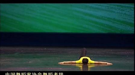 中國舞二級螞蟻掉進河里邊標清