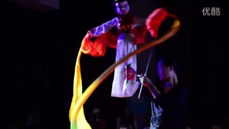 木偶表演 晞宇@TEDxFuxingPark
