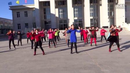 苏尼特右旗广场舞今天是你的生日