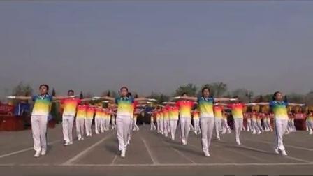 南岔梦之队第七套最美最新纯净版快乐舞步_高清