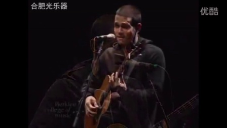 John Mayer 伯克利 Berklee 讲座 Part 4 Economy in Songwriting and Playing