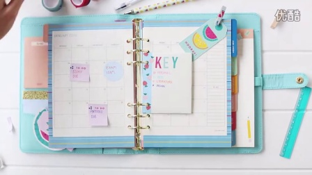 kikki手账篇 How To Set up A kikki.K Study Planner
