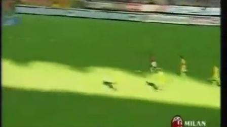 1George Weah Goal AC Milan vs Verona