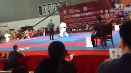 15年南京比赛80公斤第一轮第二回合