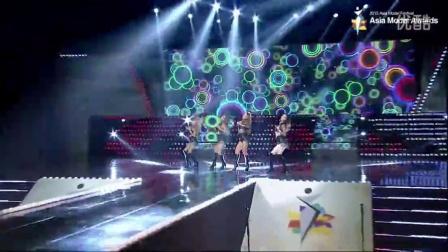 2015 Asia model festival award K-POP- 씨스타