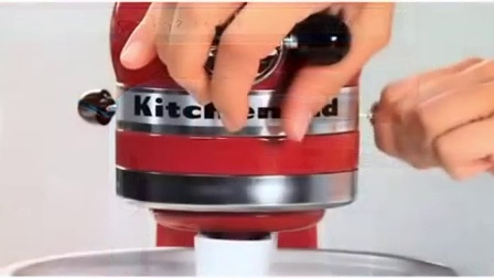 开开家KitchenAid冰淇淋桶配件教学视频