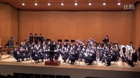 海贼王主题曲管乐团演奏 One Piece Opening with Symphonic Band(Japanese students)