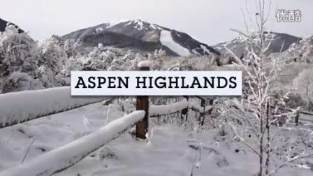 美国阿斯本雪堆山滑雪村—无与伦比的魅力
