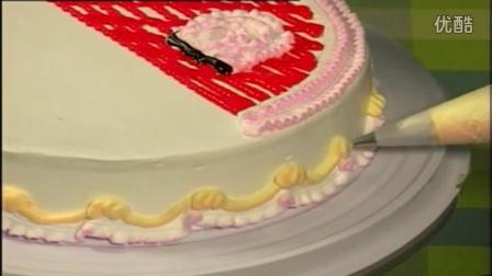 做蛋糕的方法母亲节蛋糕-高清