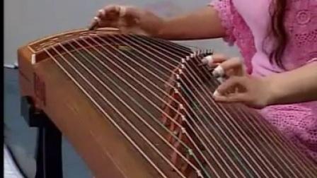 袁莎古筝教学视频中国古筝古曲网浏阳河古筝简谱学古筝一对一多少钱