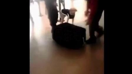 机场警犬发现大秘密
