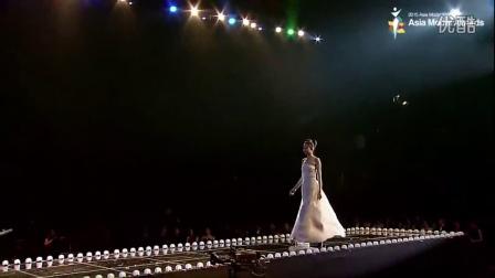 "Asia Model Awards ""Designer Shin Jang Kyoung"" 时装秀"