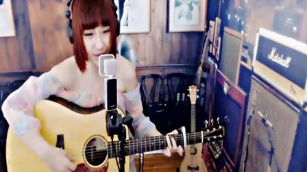 南山南 女生吉他弹唱 南山南 马頔