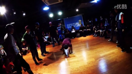 SPECIAL BBOY JAM VOL.3 BBOY BATTLE 4VS4 FINAL [TJ.BREAKERS VS FUTURE]