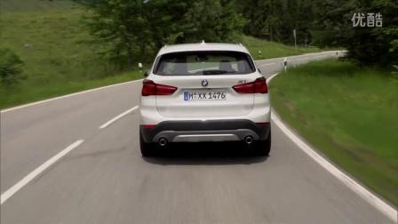 适合奔跑的SUV 德国试驾宝马全新X1(中文/超清)
